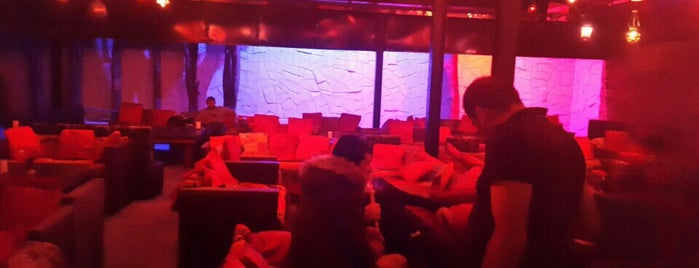 Maya Lounge is one of Musya : понравившиеся места.