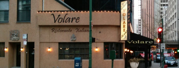Volare Ristorante Italiano is one of CHICAGO.