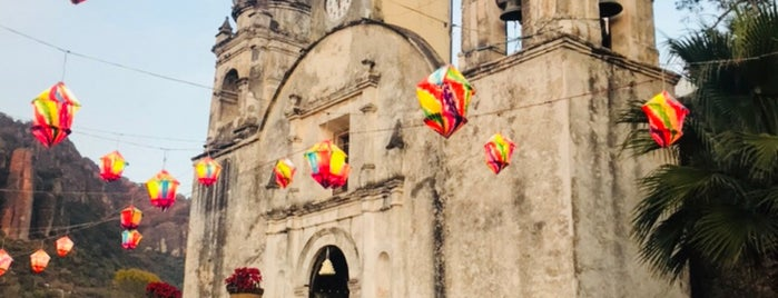 Iglesia de la Santisima is one of สถานที่ที่ Horacio ถูกใจ.