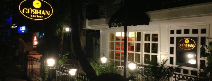 GÚЯHAN ~ Barber is one of Orte, die Mehmet Nuri gefallen.