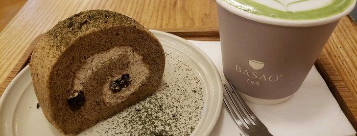 Basao Tea is one of Hong Kong.