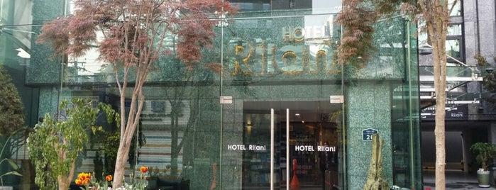 Seoul Hotel Rian is one of Korea.