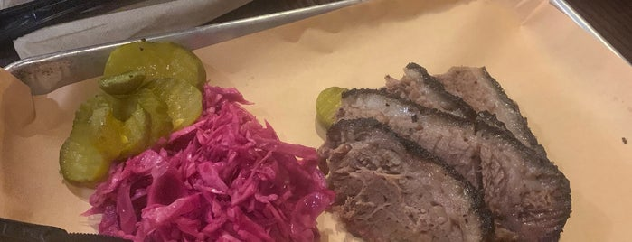 Izzy's Brooklyn Smokehouse is one of Nyc toEat.