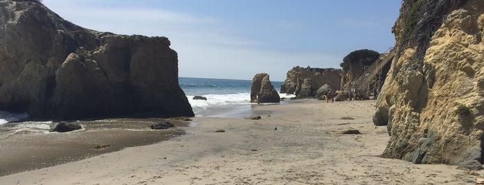 El Matador State Beach is one of สถานที่ที่บันทึกไว้ของ MC.