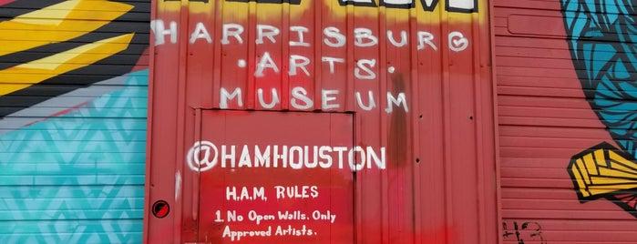 Harrisburg Arts Museum is one of Houston.