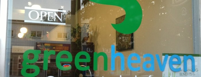 Green Heaven is one of Varios Canada.
