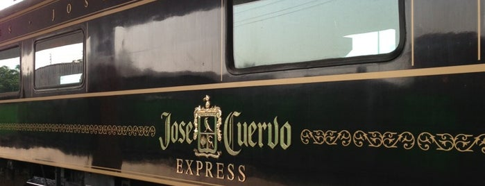Jose Cuervo Express is one of Por Hacer.