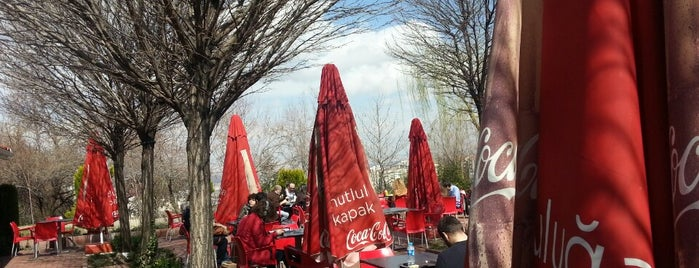 Cafe Inn is one of Must-visit Cafés in Ankara.