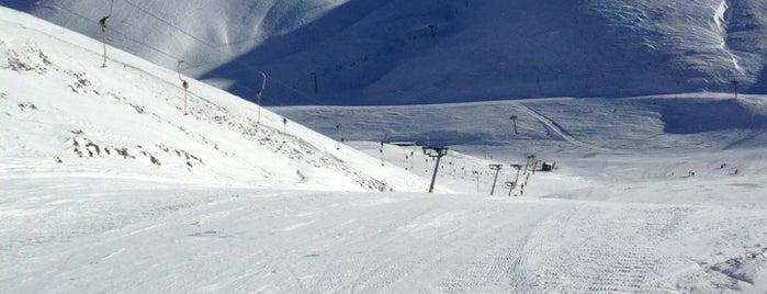 Χιονοδρομικό Κέντρο Βελουχίου is one of Winter destinations in Greece.