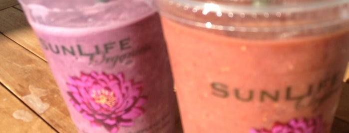 SunLife Organics is one of Justin 님이 저장한 장소.