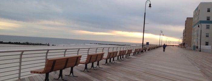 Long Beach Boardwalk is one of Lieux qui ont plu à Joseph.