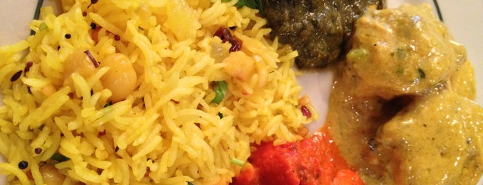 Minerva Indian Cuisine is one of 2012-02-08.