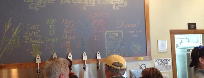 Argyle Brewing Company is one of Breweries.