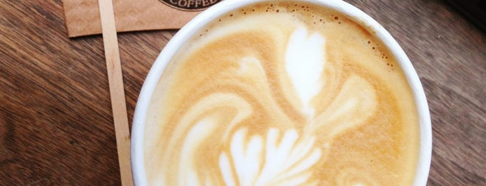 Gasoline Alley Coffee is one of Legitimate Espresso & Coffee.