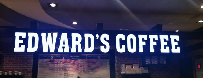 Edward's Coffee is one of Lugares favoritos de Yasemin Angin.