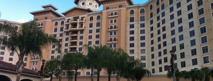 Rosen Shingle Creek Hotel is one of Locais curtidos por Liola.