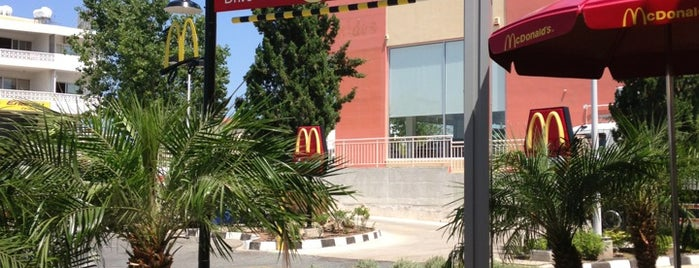 McDonald's is one of Nicolas 님이 좋아한 장소.