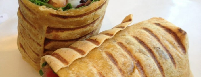 Wrapcity Gourmet is one of The Foodie List (Montreal).