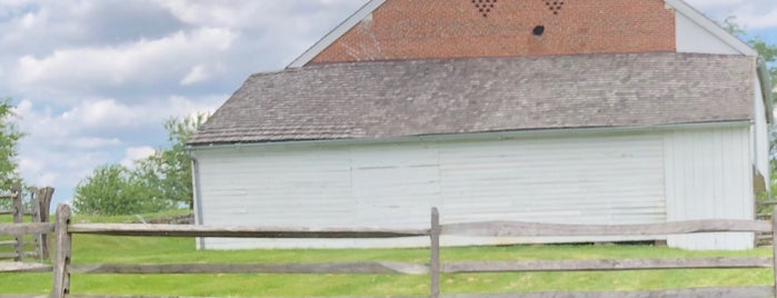 Trostle Farm is one of Gettysburg Ghost Hunting.