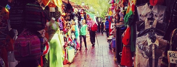Olvera Street is one of LA/SoCal.