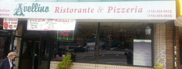 Avellino Ristorante & Pizzeria is one of Ciao Bella.
