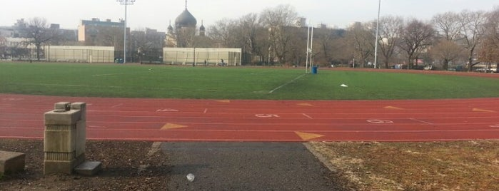 McCarren Park is one of Places to Workout.