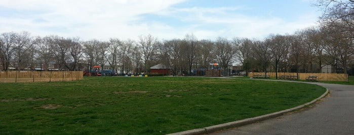 Cooper Park is one of Places to Workout.
