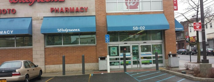 Walgreens is one of Mecs 님이 좋아한 장소.