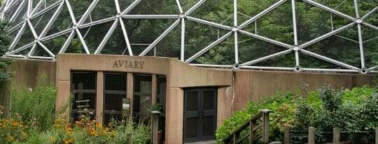 Queens Zoo Aviary is one of Erik 님이 좋아한 장소.