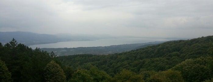 Saklı Vadi Kartepe is one of Orte, die Aykut gefallen.