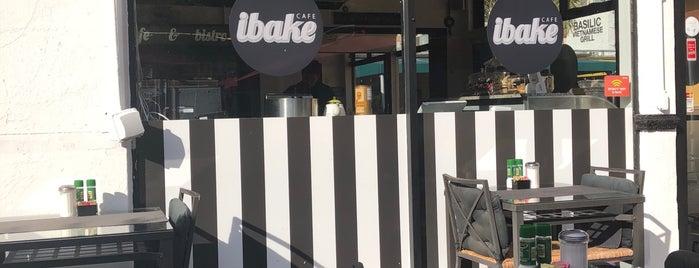ibake Cafe is one of Orte, die Tammy gefallen.