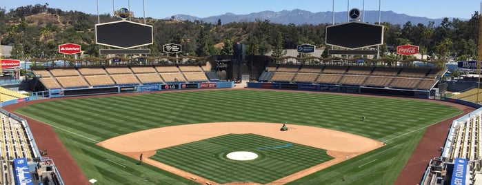 Dodger Stadium is one of Posti che sono piaciuti a Giammarco.