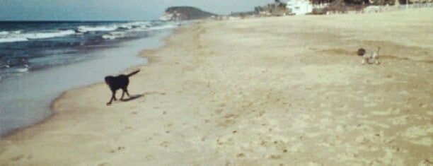 Playa Brujas is one of Weekend Mazatlan.
