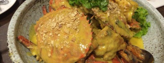 Irvin's Live Seafood is one of Locais salvos de LR.