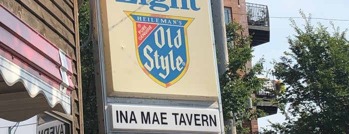 Ina Mae Tavern & Packaged Goods is one of Chicago Wishlist.