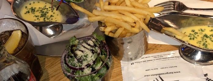 Burger & Lobster is one of Ba6aLeE : понравившиеся места.
