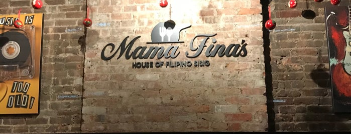 Mama Fina's is one of Check OUT NYC!.