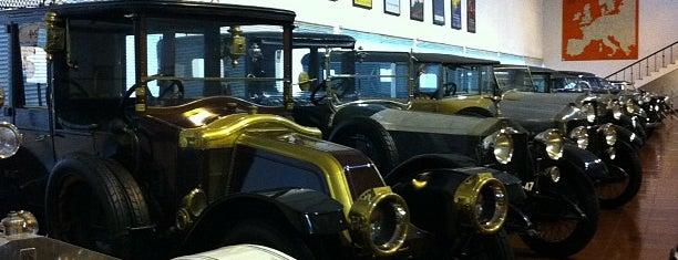 Museu do Caramulo is one of Pedro 님이 좋아한 장소.