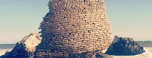 Torre del Loro is one of Torres Almenaras en el Litoral de Andalucía.