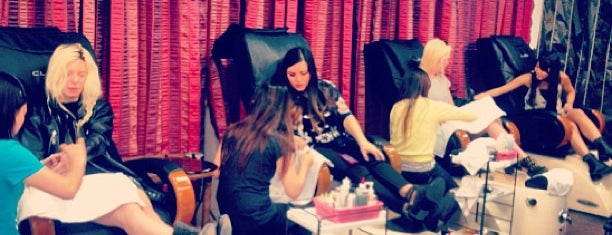 Gloss NailSpa is one of Places to go, things to do.