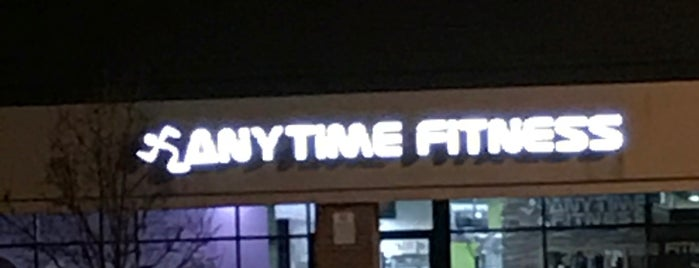 Anytime Fitness is one of Minhas diversões.