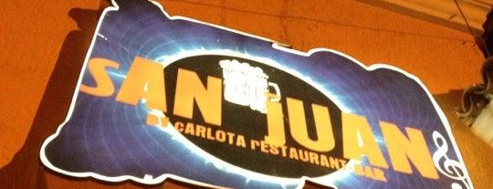 Bar San Juan is one of Douglasさんの保存済みスポット.