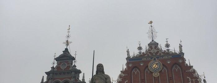 Rīga is one of Locais curtidos por Selim.