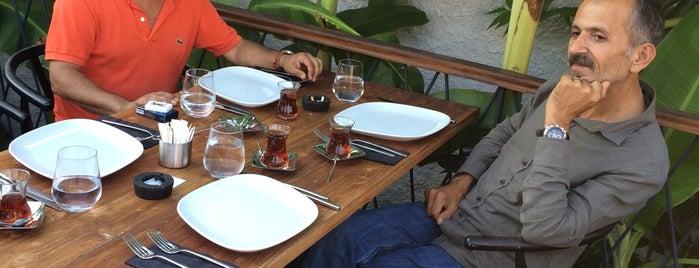 Muhtar Alaçatı is one of Çeşme.