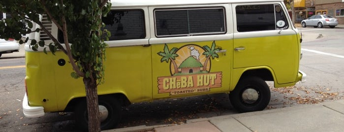 Cheba Hut Toasted Subs is one of Boulder, CO.