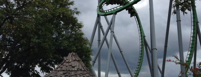 The Incredible Hulk Coaster is one of Aris's Liked Places.