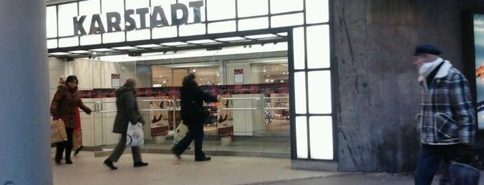 Galeria Karstadt Kaufhof is one of Locais curtidos por Egor.