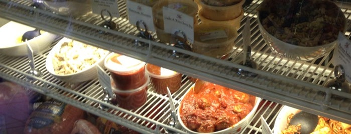 Gimanelli's Delicatessen is one of My BEST of the BEST!.