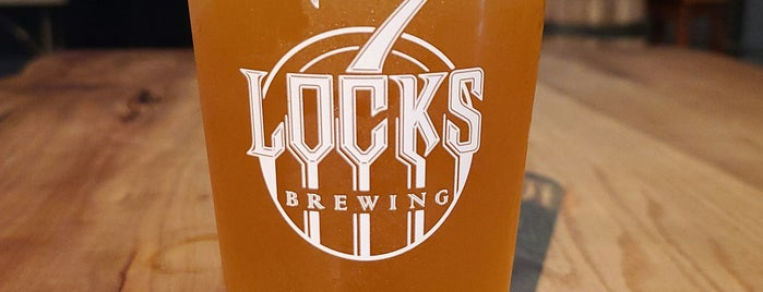7 Locks Brewing is one of 🍺 Pub Pass: DC.