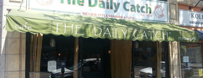The Daily Catch is one of Guide to Brookline's best spots.